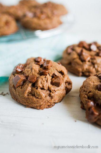 triple chocolate chunk cookie recipe