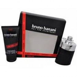 Bruno Banani Dangerous Man szett EDT szett Fás fűszeres parfüm Bruno Banani