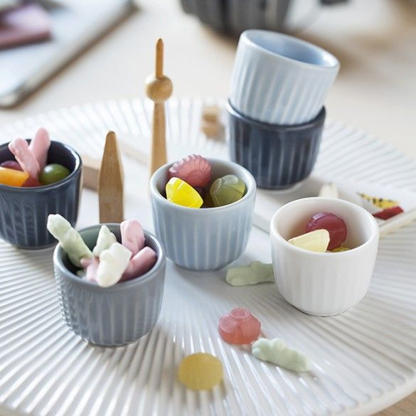 With the elegant Hammershøi tableware range in 5 lovely Nordic colours, you will spread a wonderful sense of design joy.