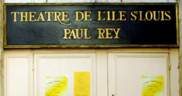 Théâtre de l'Île Saint-Louis, Paris 4e - L'Officiel des spectacles