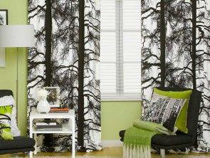 Kelohonka Black & White Fabric