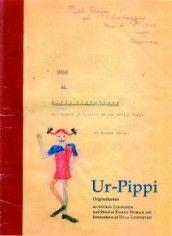 Ur-Pippi av Astrid Lindgren (Innbundet)