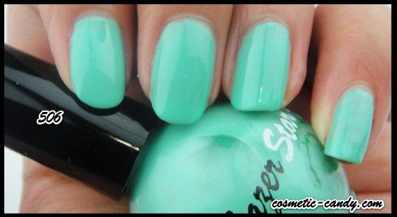 love this mint color!