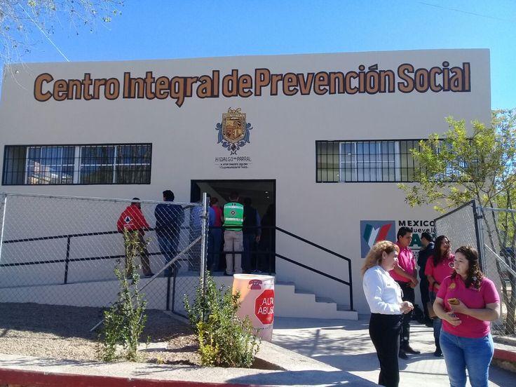 Inauguran centro infantil en Parral