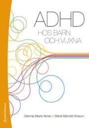 ADHD hos barn och vuxna (häftad)