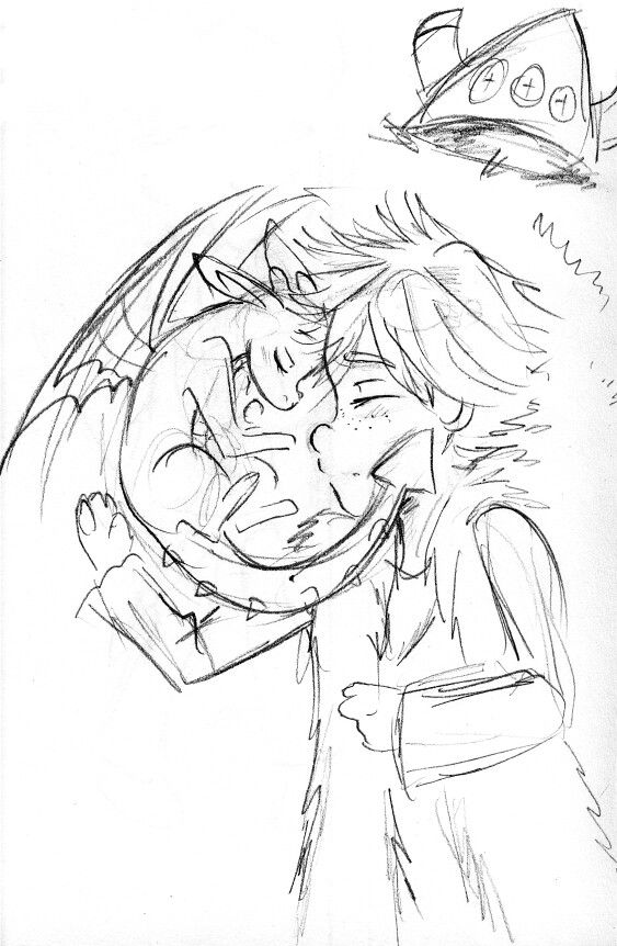 Hiccstrid being cute. :) | Httyd | Pinterest | Hiccup