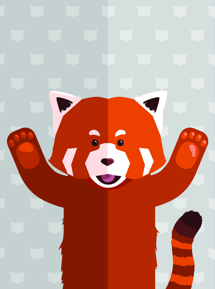 Red Panda! | AnimationB2B