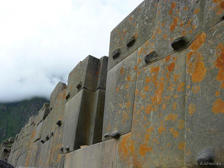 Inca architecture, Ollantaytambo, Peru