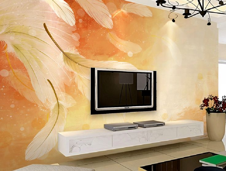 Gambar wallpaper dinding ruang tamu kecil wallpaper for Design apartment kecil