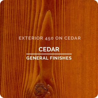 Exterior 450 Water Based Wood Stain | General Finishes