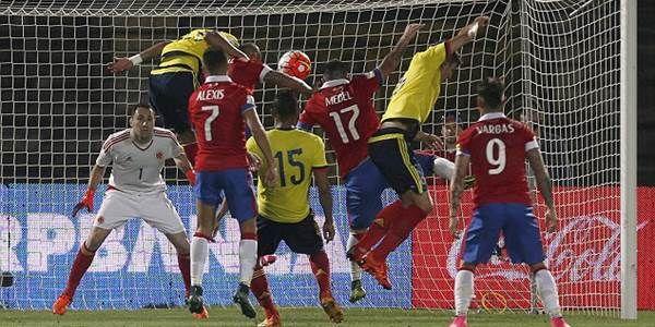Statistik Hasil Matchday 3 Kualifikasi Piala Dunia 2018 Zona Amerika Selatan