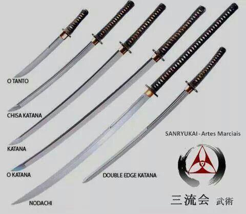katana weapons blade swords - photo #26