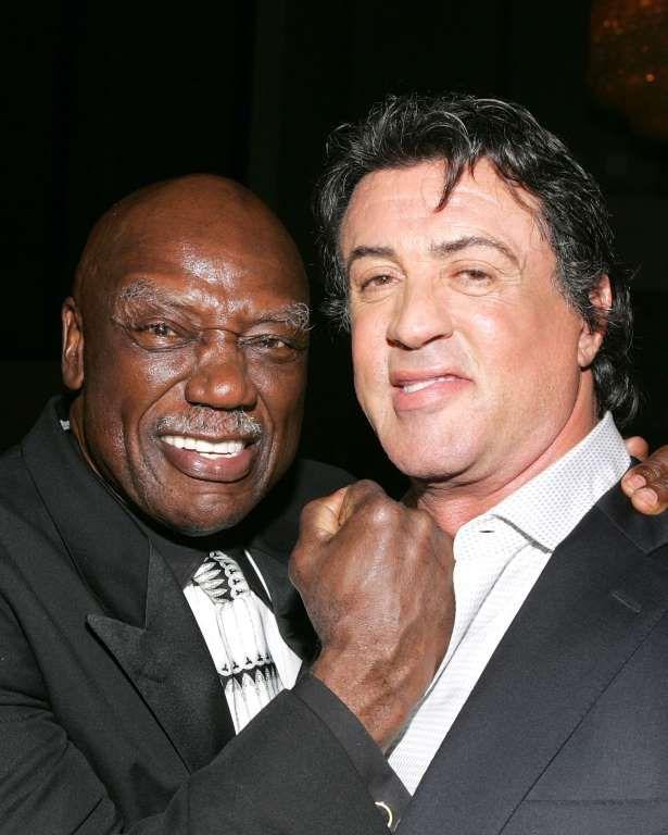 "In Memoriam 2016:     Tony Burton:   Tony Burton, left, who starred as Apollo Creed's trainer Duke in the ""Rocky"" franchise, died at age 78 on Feb. 25."