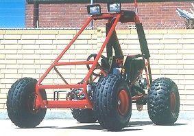 Trax III, todo nuevo diseño, Mini duna Buggy, sandrail, Go Kart planes en disco CD