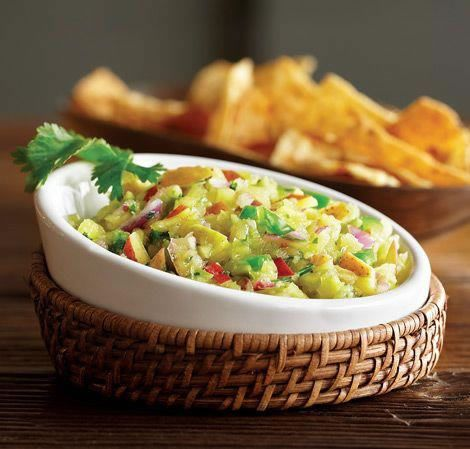 Easy to make Must Have Mango Salsa Recipe made in a Blendtec or Vitamix blender
