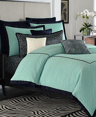 Vince Camuto Home Devon Full/Queen Comforter Mini Set