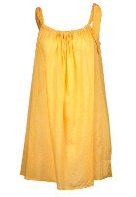 Rasurel - Kleid - safran Cute dress/tunic  . . . would be easy to make