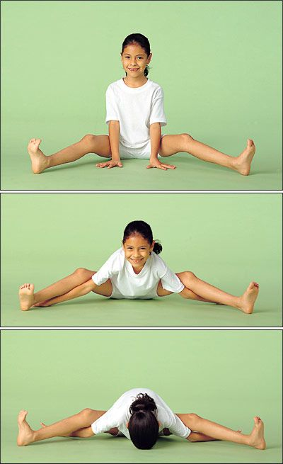 yoga poses and instructions