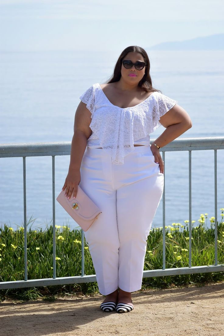 GarnerStyle | The Curvy Girl Guide: Look Back At It