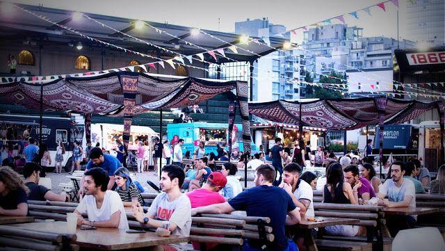Llega @Food_FestBA XL en #LaRural   El evento gastronómico más importante de la ciudad se prepara para una nueva edición con un fin de semana XL Food Trucks DJ Set y las mejores bandas en vivo  8 9 y 10 de septiembre - Ingreso por Av. Sarmiento 2704 - ENTRADA GRATUITA Llega una nueva edición de Food Fes BA el festival que se consolidó como uno de los más importantes eventos gastronómicos de la Ciudad. El encuentro tendrá lugar durante 3 días: viernes 8 (de 18 a 24 hs.) sábado 9 (de 13 a 24…