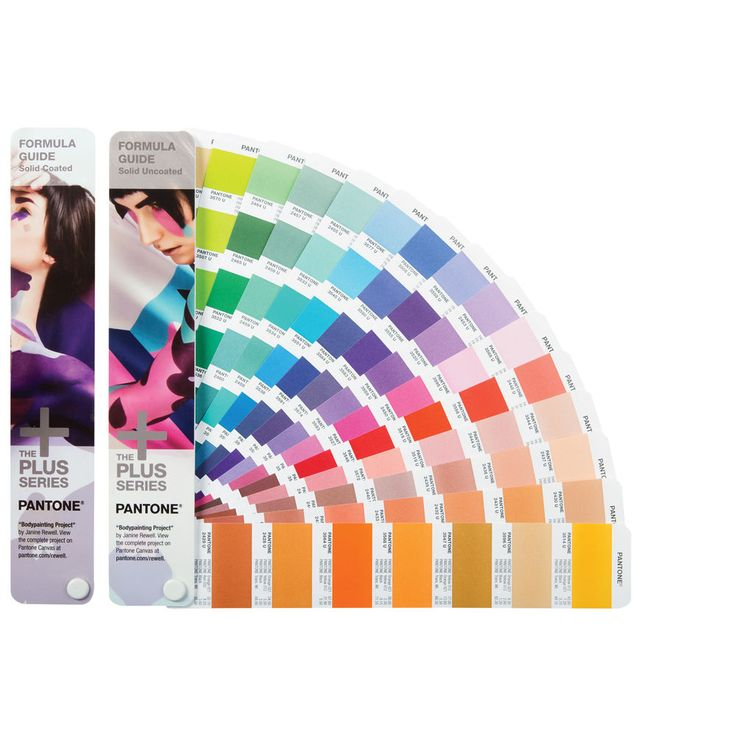 Any Pantone Formula Guide that includes Solid Coated & Solid Uncoated, any year :)