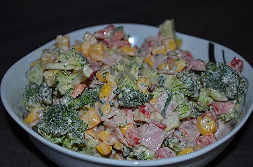 Brokkoli-Salat à la Petra
