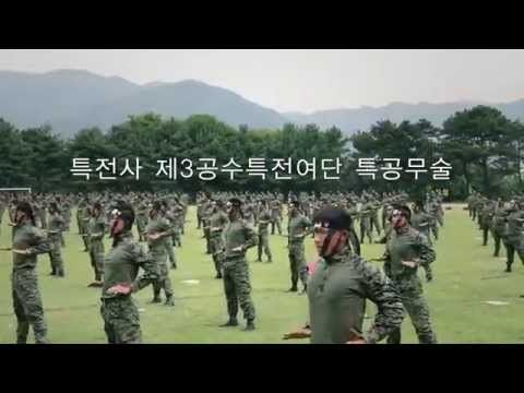 Korean Special Forces: The Real TKD? | Martial Arts Styles & Fighting Techniques