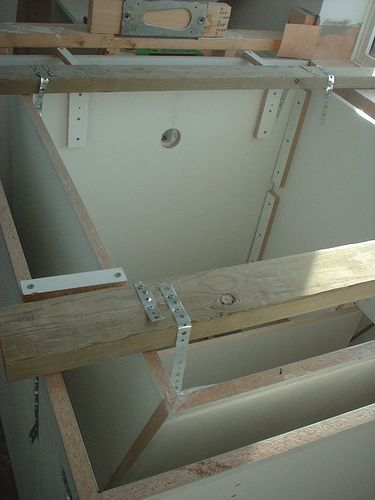 Wow! DIY ofuro (Japanese soaking tub) with poured in place concrete! dscf0021 by splatgirl, via Flickr