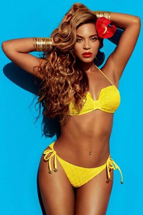 Η Beyonce φοράει μαγιό για την H