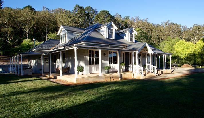596 best images about australian country style on for Australian country style homes