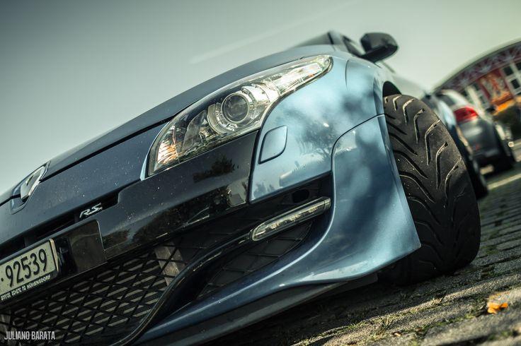 Renault Megane RS Green Hell Driving Days Foto: Juliano Barata