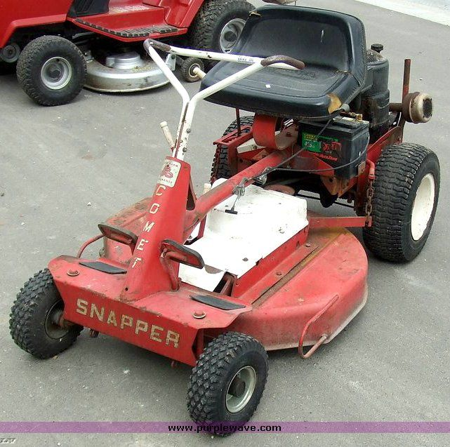 snapper 30 inch riding mower - Yahoo Image Search Results