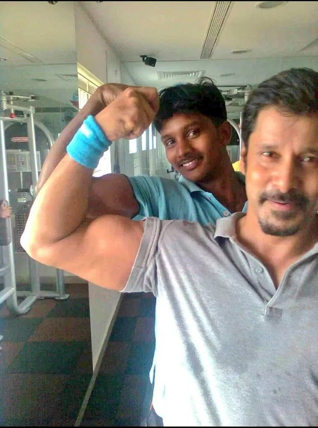 Vikram body in david olivero 17 best images about chiyan vikram on pinterest official thecheapjerseys Choice Image