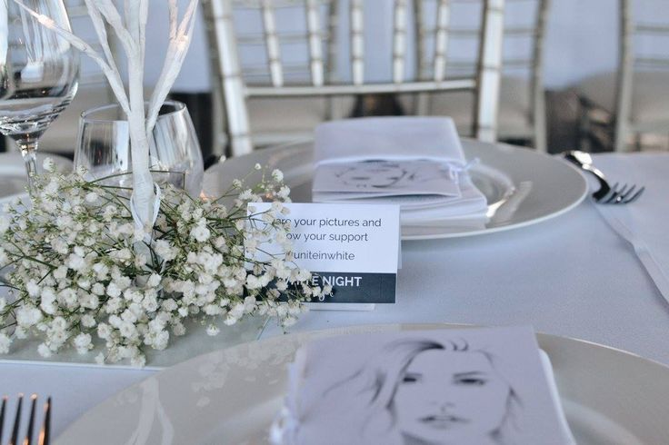 Gorgeous White Night tables