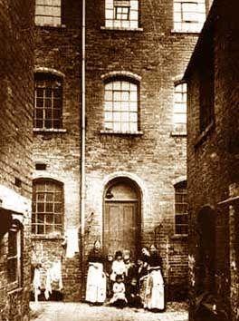 Blackburn working class house