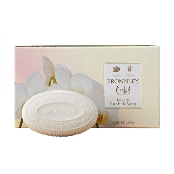 Fragrant Luxury Soap by Bronnley | Luxury English Soap