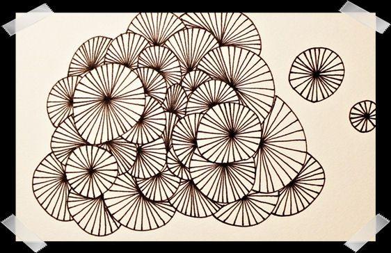 Mønster tegning