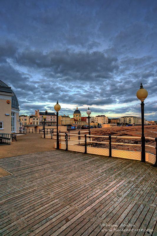 Worthing Boardwalk, Worthing, England Copyright: Brian Denton