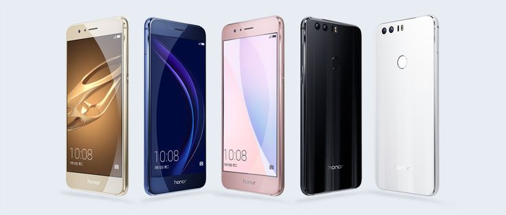 NEW Huawei Honor 8 GSM Factory Unlocked Smartphone 32GB or 64GB