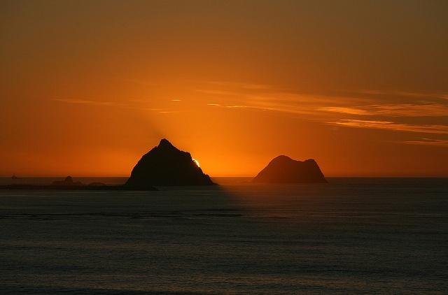Sugar Loaf Islands, New Plymouth <3