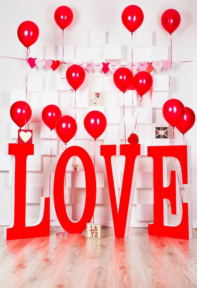 Студия Elephant подготовила тематическую инсталляцию ко дню Святого Валентина!