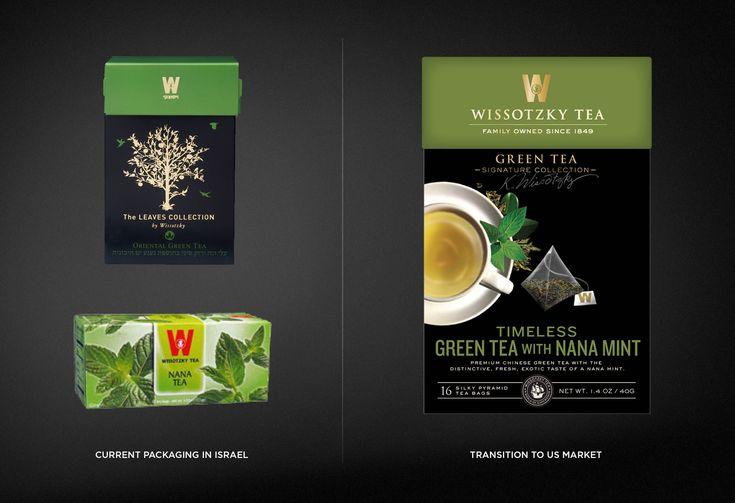 Beardwood & Co. / Il nostro lavoro per tè / Wissotzky