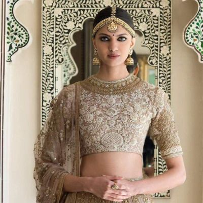 The Udaipur Collection by Sabyasachi Mukherjee | Spring Couture 2017