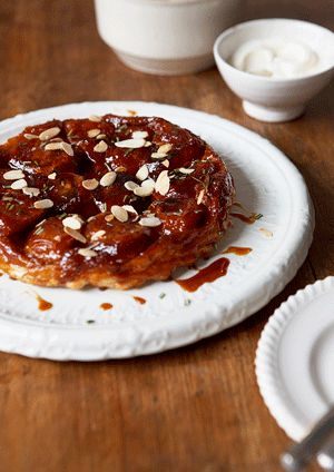 Best Tarte Tatin Recipe Ever! : The Good Life France