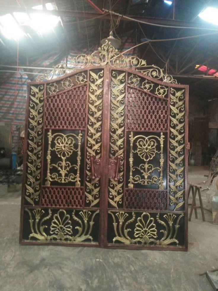 Best 25 Wrought Iron Gates Ideas Only On Pinterest Iron
