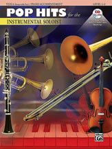 Pop Hits for the Instrumental Soloist for Strings - Viola