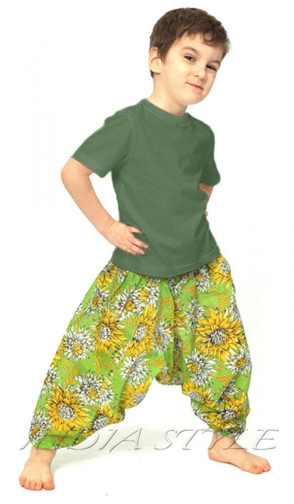 детские алладины, детские шаровары, индийская одежда. 510 рублей