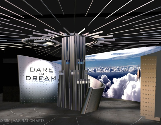 Empire State Building | Visitor Center Design | Branded Attraction