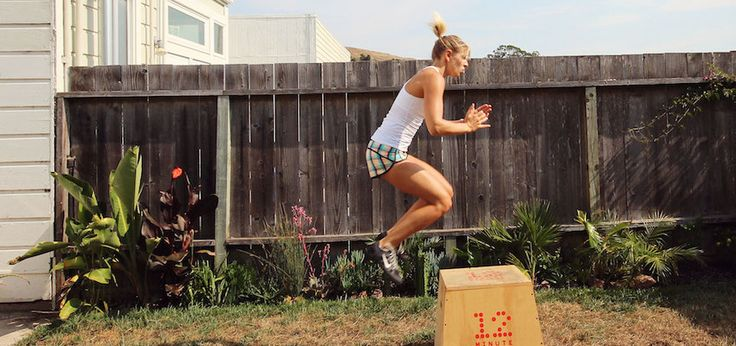 6 Reasons To Do Box Jumps Every Day