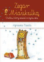 okładka książki Zegar z Miaukułką (Wersja audio (Audio CD))